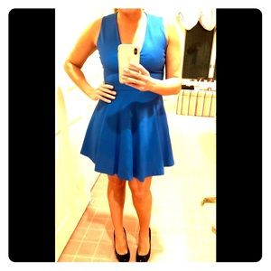 Alice & Olivia Blue Mini Dress 👗!!!